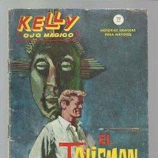 Cómics: KELLY JO MÁGICO 2, 1965, VERTICE, BUEN ESTADO. COLECCIÓN A.T.. Lote 210786346