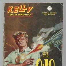 Cómics: KELLY OJO MÁGICO 1, 1965, VERTICE. COLECCIÓN A.T.. Lote 210786494