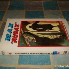 Cómics: MAX AUDAZ 7, 1975, VERTICE, MUY BUEN ESTADO. 224 PÁGINAS. COLECCIÓN A.T.. Lote 210786882