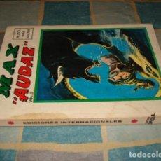 Cómics: MAX AUDAZ 5, 1974, VERTICE, BUEN ESTADO, 256 PÁGINAS. COLECCIÓN A.T.. Lote 210787187