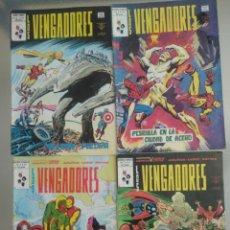 Cómics: LOS VENGADORES ED. VÉRTICE V2 NÚM 44-47. Lote 210787770