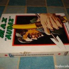 Cómics: MAX AUDAZ 1, 1973, VERTICE, BUEN ESTADO. 320 PÁGINAS. COLECCIÓN A.T.. Lote 210787779