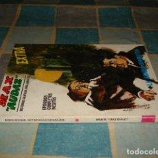 Cómics: MAX AUDAZ 15, 1969, VERTICE, BUEN ESTADFO. COLECCIÓN A.T.. Lote 210805074