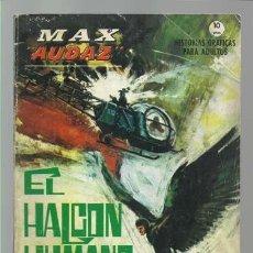 Cómics: MAX AUDAZ 18, 1965, VERTICE, BUEN ESTADO. COLECCIÓN A.T.. Lote 210805170
