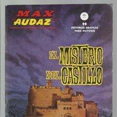 Cómics: MAX AUDAZ 7, 1965, VERTICE,MUY BUEN ESTADO. COLECCIÓN A.T.. Lote 210807065