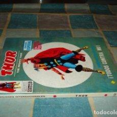 Cómics: THOR 12, 1971, VERTICE, BUEN ESTADO. COLECCIÓN A.T.. Lote 210820302