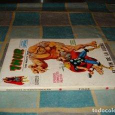 Cómics: THOR 11, 1971, VERTICE, BUEN ESTADO. COLECCIÓN A.T.. Lote 210820446