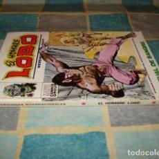 Comics: EL HOMBRE LOBO 5, 1973, VERTICE, BUEN ETADO. COLECCIÓN A.T.. Lote 210821084