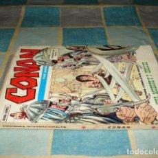 Comics : CONAN 17, 1974, VERTICE, BUEN ESTADO. COLECCIÓN A.T.. Lote 210822039