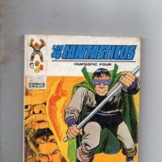 Cómics: COMIC VERTICE 1973 LOS 4 FANTASTICOS VOL1 Nº 44 (BUEN ESTADO). Lote 210942959
