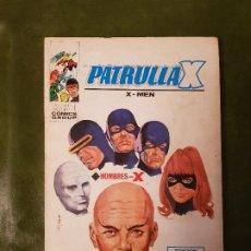 Cómics: PATRULLA X Nº1. Lote 210951252