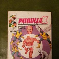 Cómics: PATRULLA X Nº3. Lote 210951626