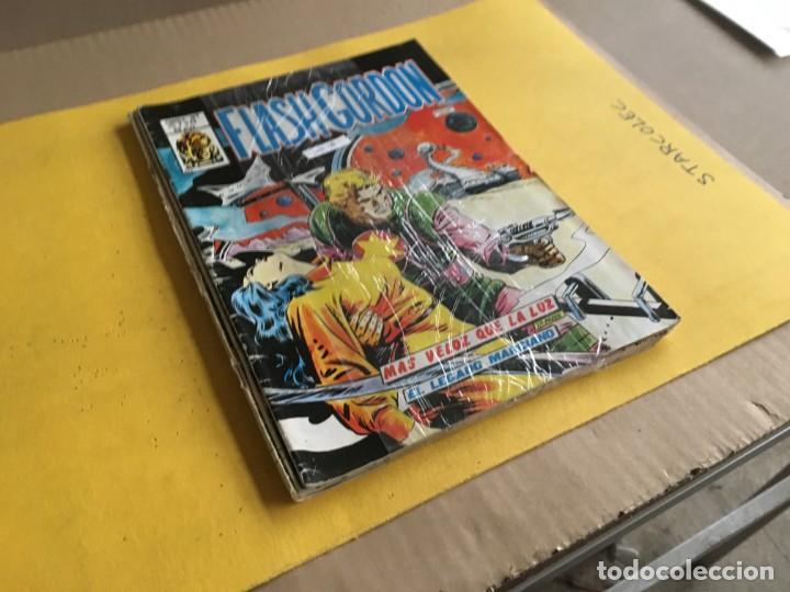 VERTICE, FLASH GORDON V.2. LOTE DE 4 NUMEROS (VER DESCRIPCION) EDITORIAL VERTICE (Tebeos y Comics - Vértice - Flash Gordon)