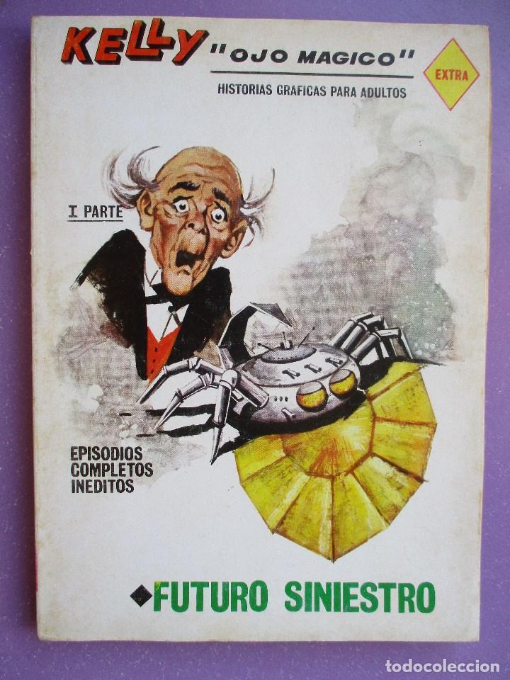 KELLY OJO MAGICO Nº 14 VERTICE TACO ¡¡¡ BUEN ESTADO!!! (Tebeos y Comics - Vértice - V.1)