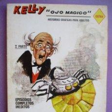 Cómics: KELLY OJO MAGICO Nº 14 VERTICE TACO ¡¡¡ BUEN ESTADO!!!. Lote 211437062