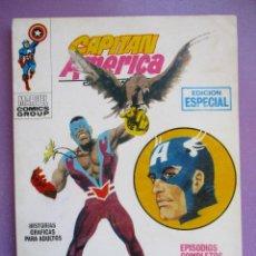 Cómics: CAPITAN AMERICA Nº 7 VERTICE TACO ¡¡¡ BUEN ESTADO!!!. Lote 211437849