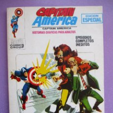Cómics: CAPITAN AMERICA Nº 8 VERTICE TACO ¡¡¡ MUY BUEN ESTADO!!!. Lote 211438085