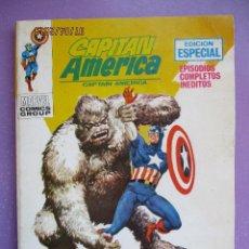 Cómics: CAPITAN AMERICA Nº 17 VERTICE TACO ¡¡¡ BUEN ESTADO !!!. Lote 211438274