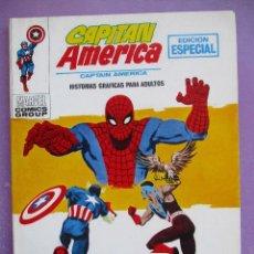 Cómics: CAPITAN AMERICA Nº 18 VERTICE TACO ¡¡¡ EXCELENTE ESTADO !!!. Lote 211438409