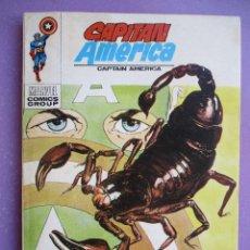 Cómics: CAPITAN AMERICA Nº 26 VERTICE TACO ¡¡¡ BUEN ESTADO !!!. Lote 211438596