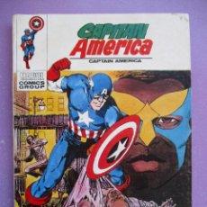 Cómics: CAPITAN AMERICA Nº 27 VERTICE TACO ¡¡¡ BUEN ESTADO !!!. Lote 211438822