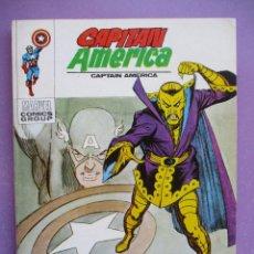Cómics: CAPITAN AMERICA Nº 33 VERTICE TACO ¡¡¡ MUY BUEN ESTADO !!!. Lote 211439034