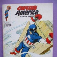 Cómics: CAPITAN AMERICA Nº 34 VERTICE TACO ¡¡¡ BUEN ESTADO !!!. Lote 211439179