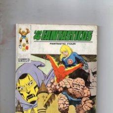 Comics : COMIC VERTICE 1973 LOS 4 FANTASTICOS VOL1 Nº 42 (BUEN ESTADO). Lote 211451449