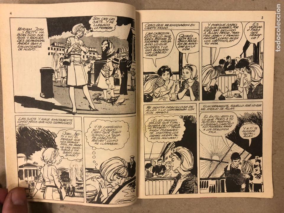 Cómics: AMOR YE-YE Nº 9 y N° 24 (EDICIONES VÉRTICE 1965). RITA PAVONE Y RICHARD CHAMBERLEIN. - Foto 13 - 211512365
