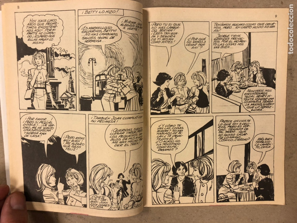 Cómics: AMOR YE-YE Nº 9 y N° 24 (EDICIONES VÉRTICE 1965). RITA PAVONE Y RICHARD CHAMBERLEIN. - Foto 14 - 211512365