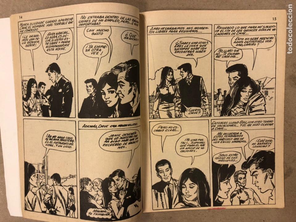 Cómics: AMOR YE-YE Nº 9 y N° 24 (EDICIONES VÉRTICE 1965). RITA PAVONE Y RICHARD CHAMBERLEIN. - Foto 15 - 211512365
