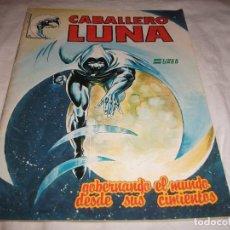 Cómics: CABALLERO LUNA Nº 6 LINEA SURCO. Lote 211569402