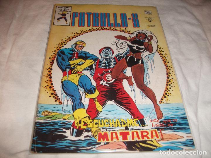 PATRULLA X VOL 3 Nº 34 VERTICE (Tebeos y Comics - Vértice - Patrulla X)