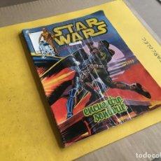 Cómics: VERTICE, STAR WARS LINEA SURCO. LOTE DE 2 NUMEROS (VER DESCRIPCION) EDITORIAL VERTICE. Lote 211609656