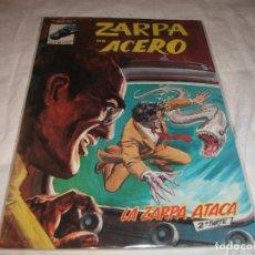 Cómics: ZARPA DE ACERO 5 DE 90. Lote 211617602