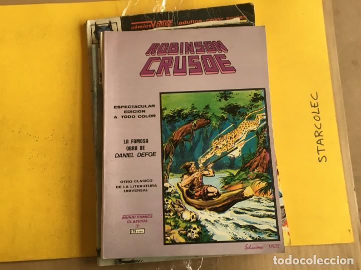 Cómics: VERTICE, VARIOS. LOTE DE 13 NUMEROS (VER DESCRIPCION) EDITORIAL VERTICE - Foto 9 - 211643933