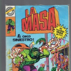 Cómics: 3 COMICS LA MASA EDITORIALES VARIADAS 1980 - 2002. Lote 211664108