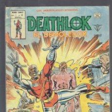 Cómics: LOS INSUPERABLES PRESENTAN A DEATHLOK EL DEMOLEDOR N,29,30, EDICIONES VERTICE 1979. Lote 211672969