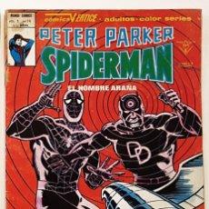 Cómics: PETER PARKER SPIDERMAN Nº 14 - VERTICE - VOLUMEN 1 - MUNDI COMICS. Lote 211673226