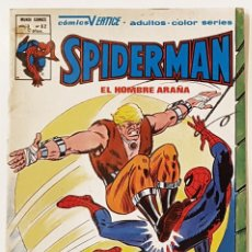 Cómics: SPIDERMAN Nº 62 - VERTICE COMICS - VOLUMEN 3 - 1979. Lote 211674869