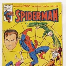 Cómics: SPIDERMAN Nº 63 - VERTICE COMICS - VOLUMEN 3 - 1979. Lote 211675254