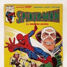 Cómics: SPIDERMAN Nº 63-D - VERTICE COMICS - VOLUMEN 3 - 1979. Lote 211676014
