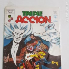 Cómics: TRIPLE ACCION VOL.1 Nº 22 VERTICE ESTADO EXCELENTE MAS ARTICULOS ACEPTO OFERTAS. Lote 211743284