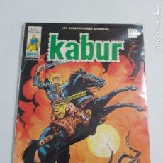 Cómics: KABUR VOL.1 Nº 1 VERTICE ESTADO MUY BUENO MAS ARTICULOS ACEPTO OFERTAS. Lote 211744831