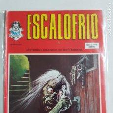 Cómics: ESCALOFRIO Nº 54 EDITORIAL VERTOCE ESTADO BUENO MAS ARTICULOS ACEPTO OFERTAS. Lote 211772018