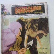 Cómics: EL HOMBRE ENMASCARADO. VOL.1 Nº 10 VERTICE CX60. Lote 211872497
