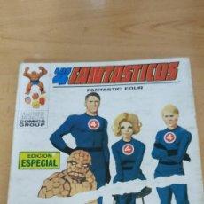 Comics : LOS CUATRO FANTÁSTICOS -- EL FIN DE LOS 4 FANTÁSTICOS -- MARVEL COMICS GROUP -- ED. VÉRTICE 1969. Lote 212067800