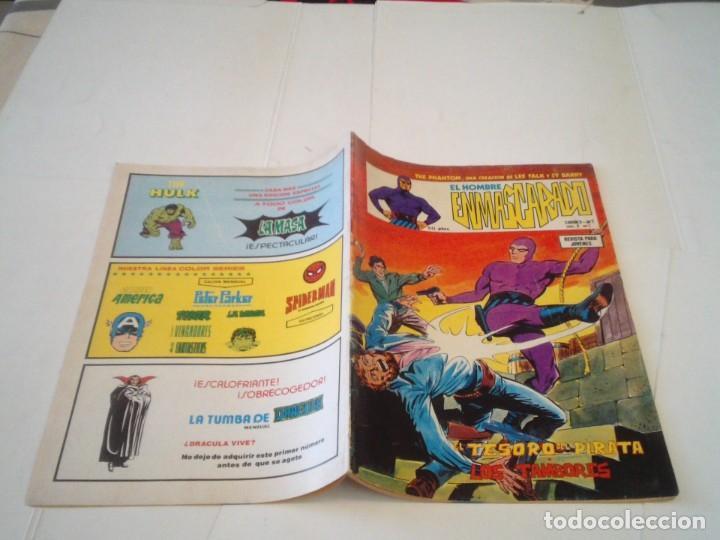 Cómics: EL HOMBRE ENMASCARADO - VERTICE - VOLUMEN 2 - COMPLETA - 43 NUMEROS - BUEN ESTADO - GORBAUD - Foto 6 - 212350566