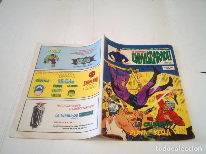 Cómics: EL HOMBRE ENMASCARADO - VERTICE - VOLUMEN 2 - COMPLETA - 43 NUMEROS - BUEN ESTADO - GORBAUD - Foto 7 - 212350566