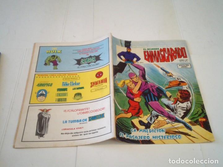 Cómics: EL HOMBRE ENMASCARADO - VERTICE - VOLUMEN 2 - COMPLETA - 43 NUMEROS - BUEN ESTADO - GORBAUD - Foto 8 - 212350566